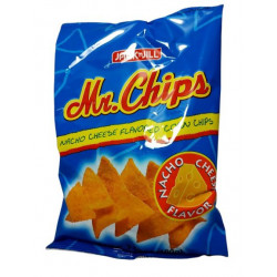 MR CHIPS Mais Nacho Cheese...