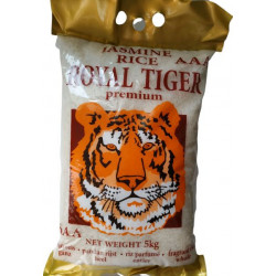 Royal Tiger Premium Rice 5kg