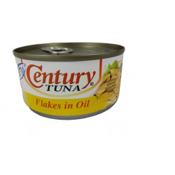 CENTURY Tuna in oil 180g