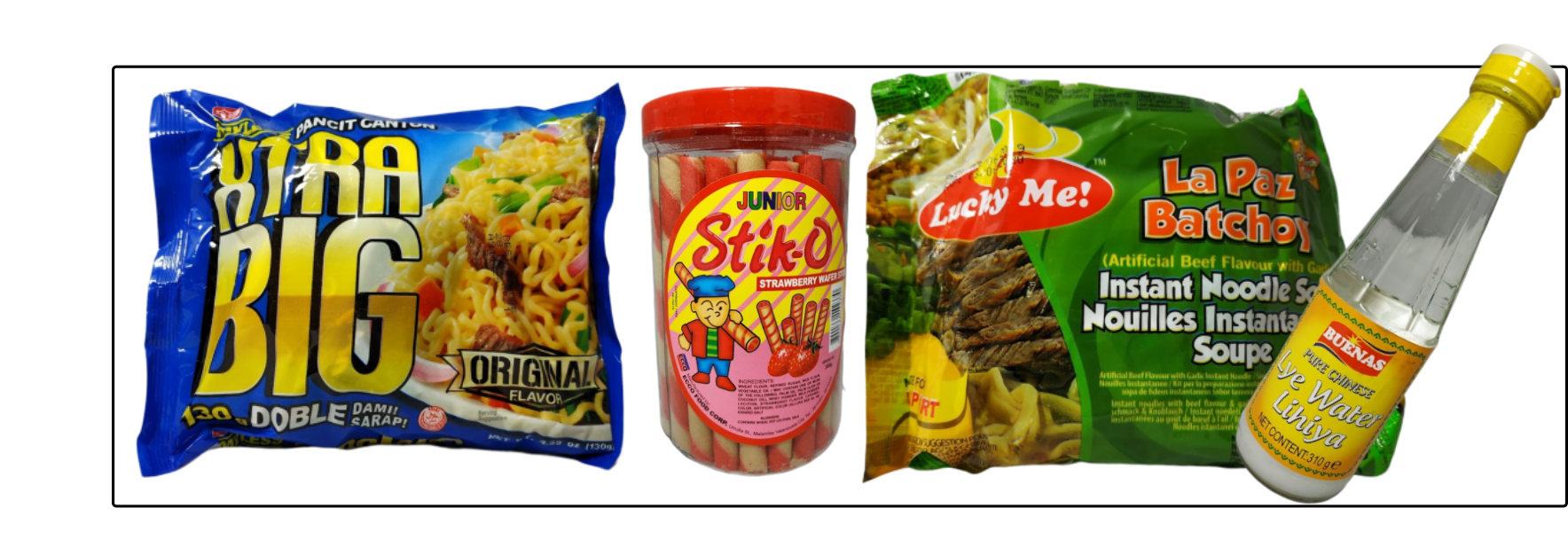 Instant Noodles original from Philippines